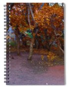 Enchanted Woods Spiral Notebook