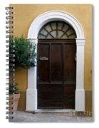 Enchanting Door Spiral Notebook