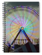 End Of Day With Design Spiral Notebook