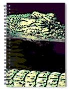 Endangered 2 Spiral Notebook