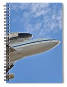 Endeavour's Last Flight IIi Spiral Notebook