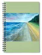 Endless Beach Spiral Notebook
