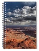 Endless Canyons Spiral Notebook