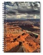 Endless Utah Canyons Spiral Notebook