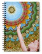 Enfant Soleil Spiral Notebook