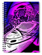 Engagement Ring Spiral Notebook