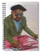 Engelbert Mveng Spiral Notebook