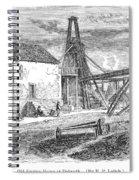 England: Coal Mining Spiral Notebook