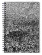 England: Manchester, 1876 Spiral Notebook