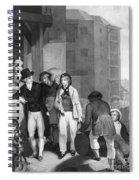 England: Merchant, 1800 Spiral Notebook