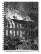 England: Military College Spiral Notebook