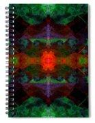 Enigma 7 Spiral Notebook