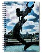 Enjoy The Day Spiral Notebook