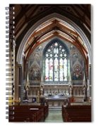 Ennis Cathedral Spiral Notebook