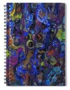 Entanglements Redux Spiral Notebook