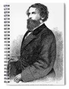 Ephraim Squier (1821-1888) Spiral Notebook