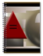 Equality Equation Spiral Notebook