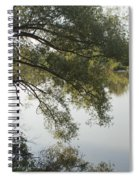 Erie Canal Turning Basin Spiral Notebook