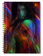 Erotic Explosions Spiral Notebook
