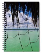 Escape Route Spiral Notebook