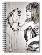 Escaping The Mundane Spiral Notebook