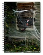 Escaping The Web Spiral Notebook