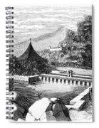 Escorial: La Granjilla Spiral Notebook