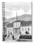 Escorial: Princes House Spiral Notebook