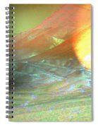 Essence Of Wyoming-spring Summer Fall Spiral Notebook