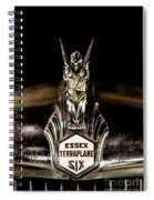 Essex Terraplane Six Spiral Notebook