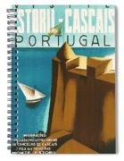 Estoril Cassais Spiral Notebook