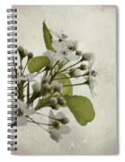 Etched In Love Spiral Notebook