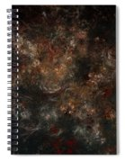 Eternal Garden Spiral Notebook