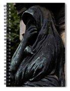 Eternal Sorrow Spiral Notebook