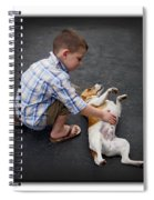 Ethan And Miller Spiral Notebook