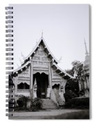 Ethereal Buddhism Spiral Notebook