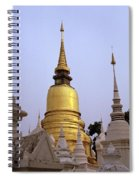 Ethereal Chedi Spiral Notebook