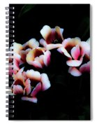 Ethereal Tulips 2 Spiral Notebook