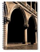 European Stroll Spiral Notebook