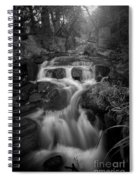 Even Flow 4.1 Bw Spiral Notebook
