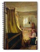 Evening Prayer  Spiral Notebook