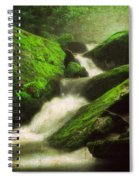 Ever So Softly Spiral Notebook