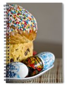 Every Shade Of Easter Spiral Notebook
