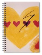 Every Third Heart Gets Broken Spiral Notebook
