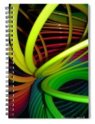 Everyone Loves A Slinky Spiral Notebook