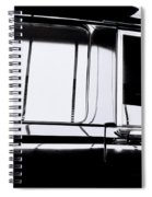 The Driver Spiral Notebook
