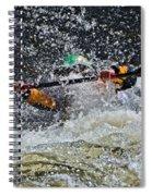 Exhilaration Spiral Notebook