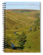 Exmoor's River Barle Spiral Notebook