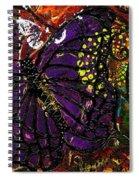 Exotic Butterflies II Spiral Notebook