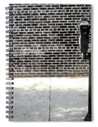 Expired Spiral Notebook